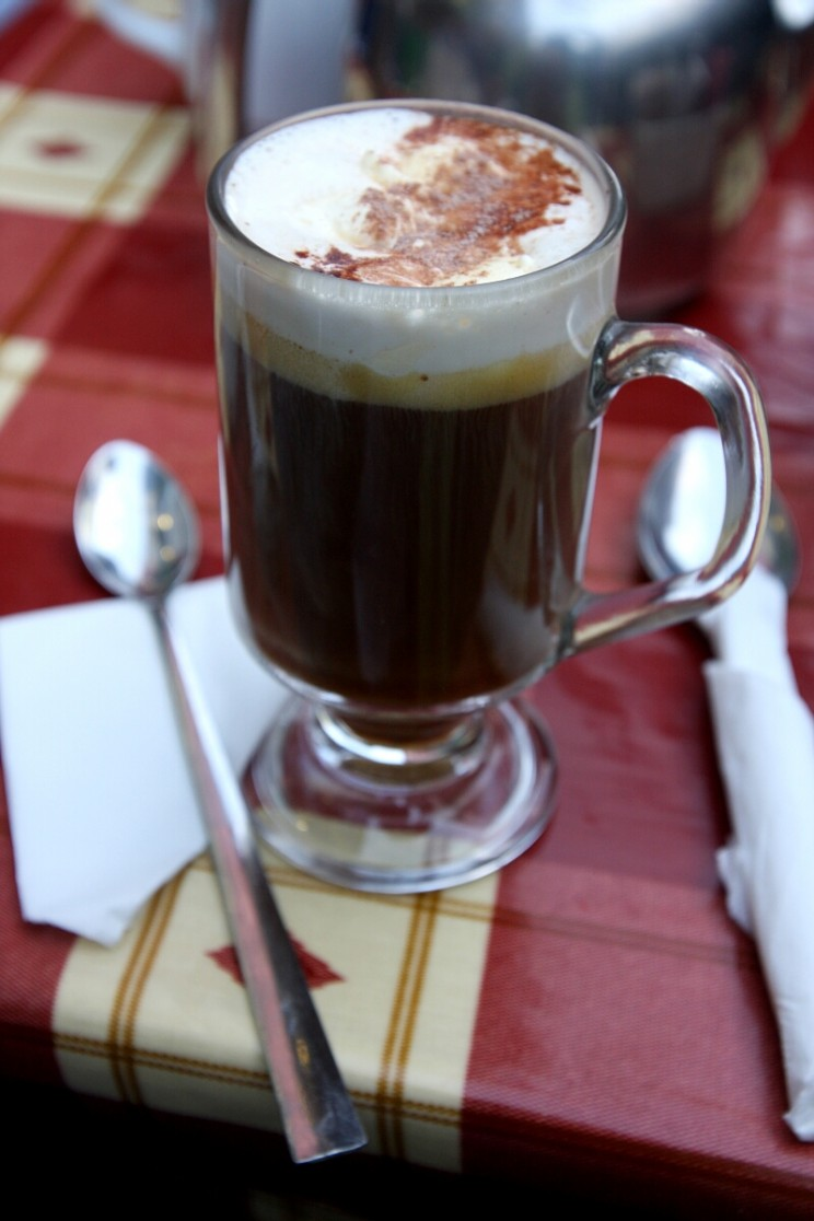 Irish coffee, Galway, Irlandia