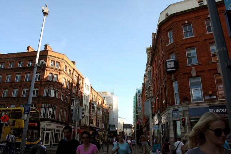 Grafton Street, Dublin, Irlandia