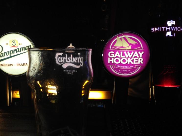 Galway Hooker Beer, Galway, Irlandia