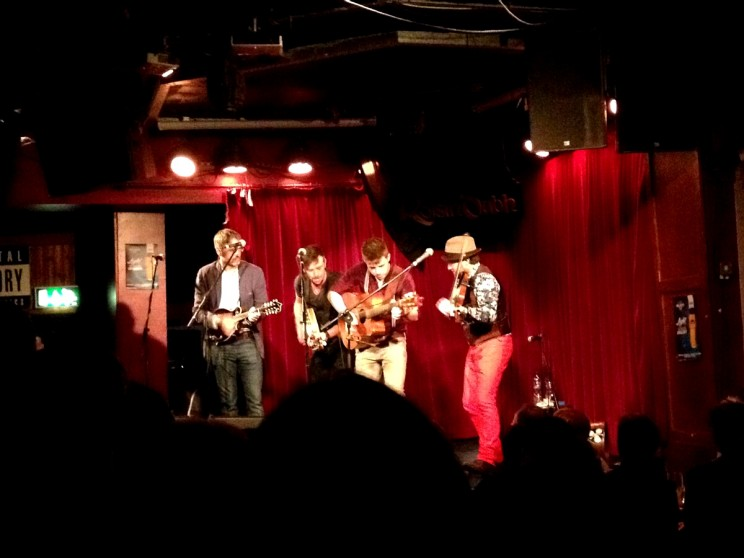 We Banjo 3, Róisín Dubh, Galway, Dublin