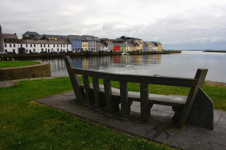 Plaża wGalway, Irlandia