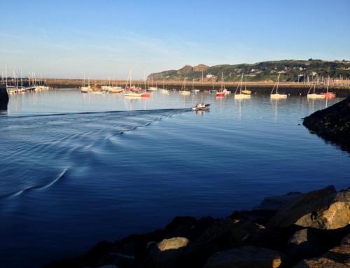 Zielona Irlandia: rybacka wioska Howth