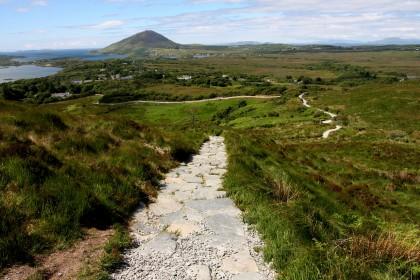 Kulturalna Włóczęga: Irlandia zodrobiną Szkocji - zaproszenie napokaz zdjęć zIrlandii