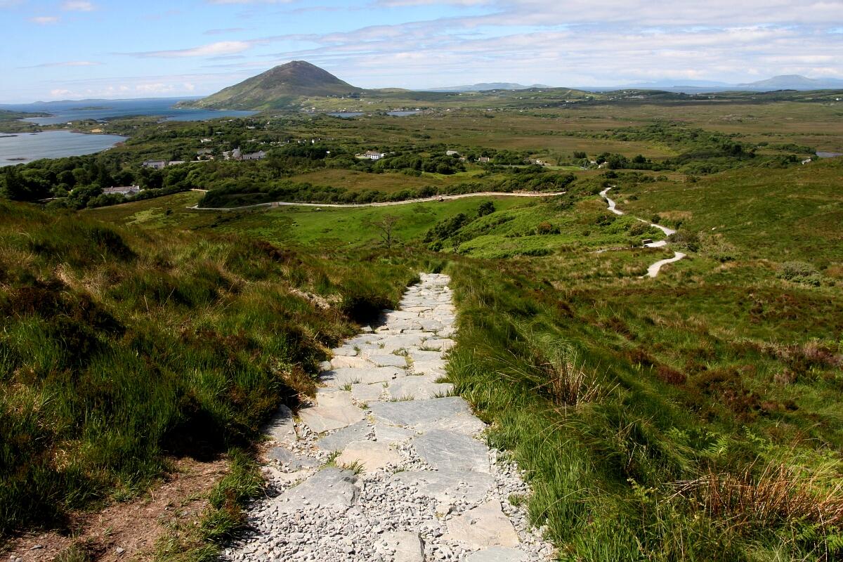Kulturalna Włóczęga: Irlandia zodrobiną Szkocji – zaproszenie napokaz zdjęć zIrlandii
