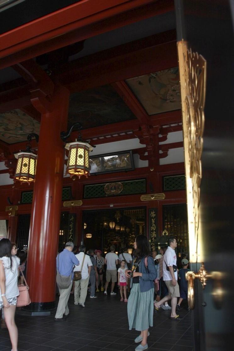 Kannon-dō Senso-ji
