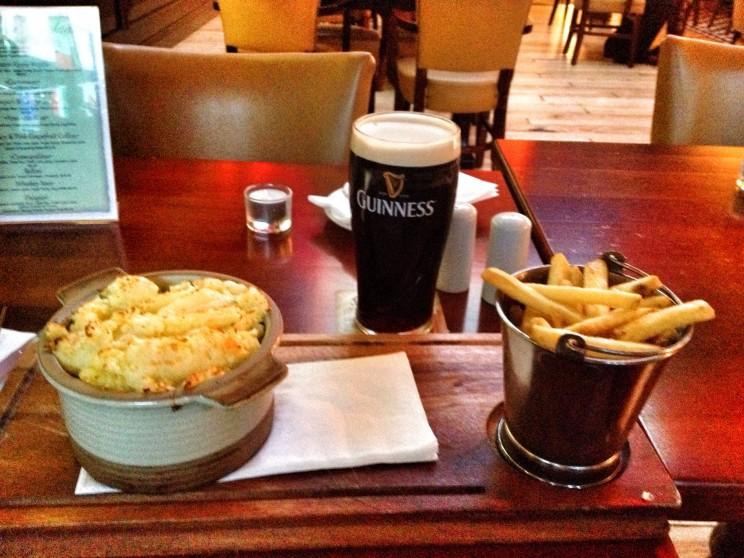 Kuchnia irlandzka: zapiekanka pasterska (shepherd's pie)