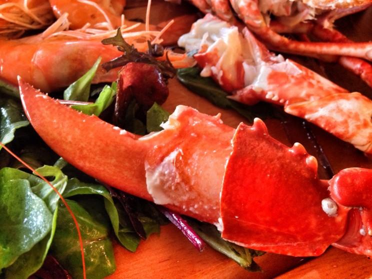 Kuchnia irlandzka: owoce morza