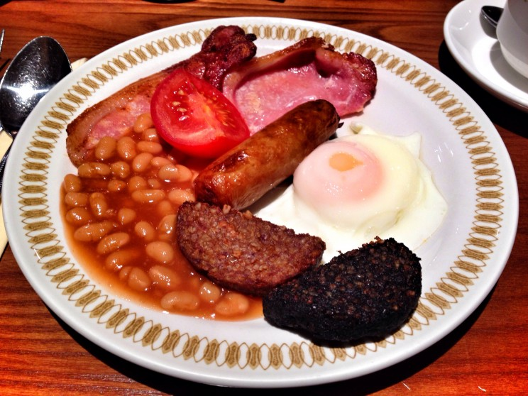 Kuchnia irlandzka: full Irish breakfast
