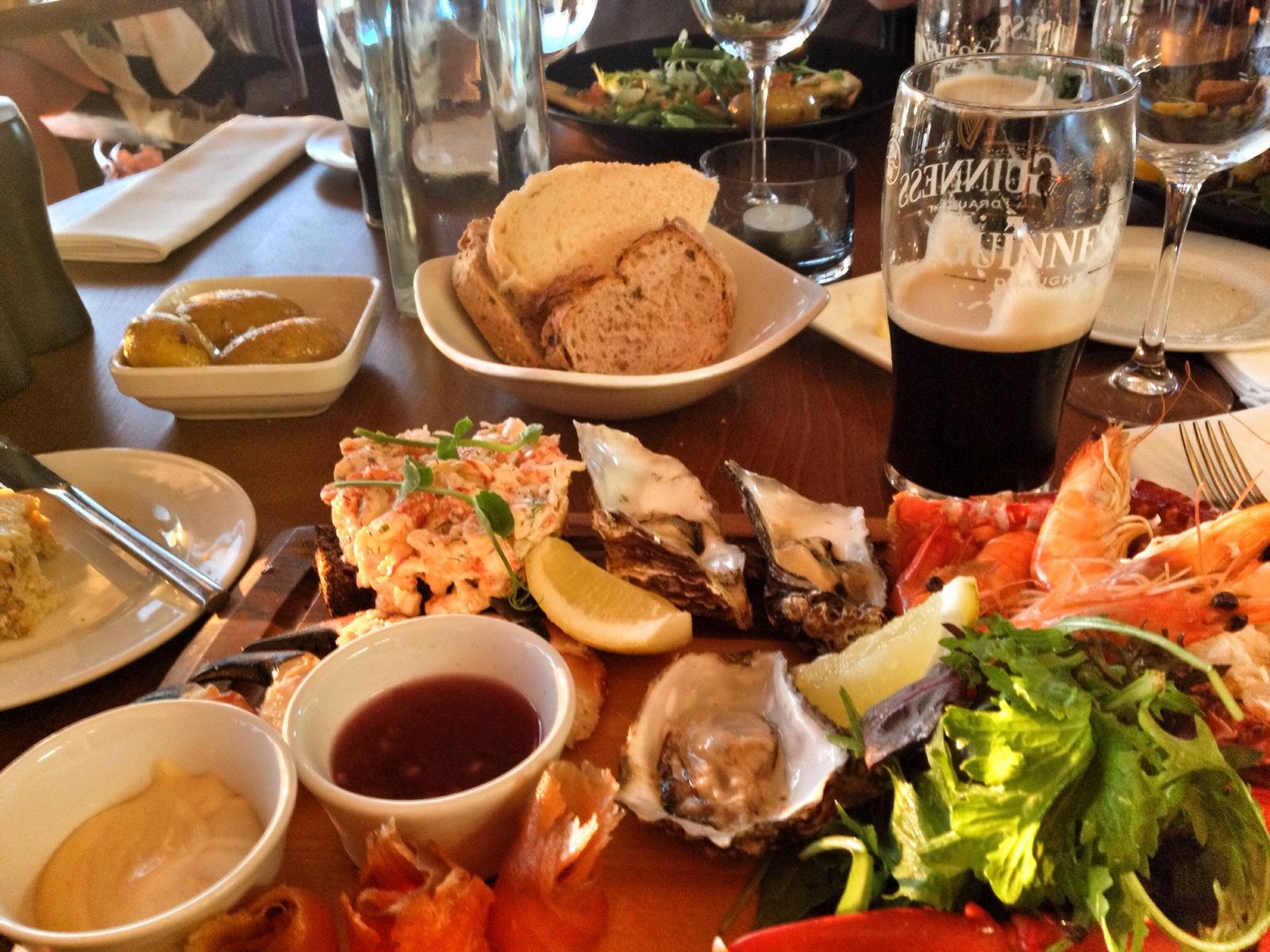 Podróż kulinarna: Irlandia