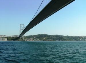 Most przezzatokę Bosfor