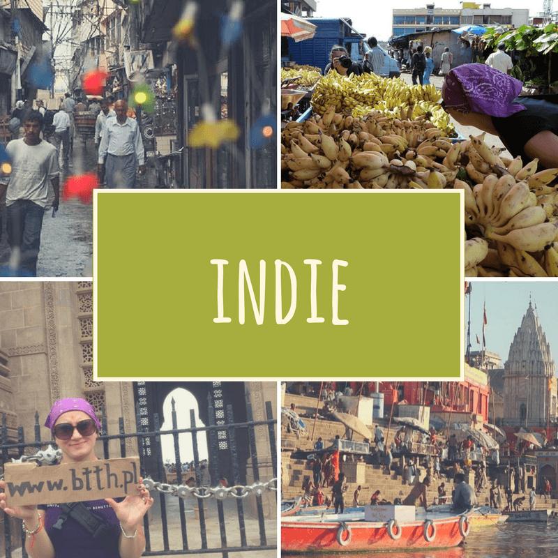 Blog o Indiach