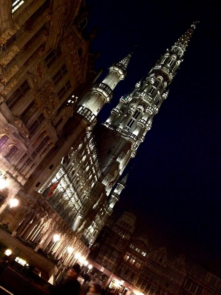 Ratusz miejski, Bruksela