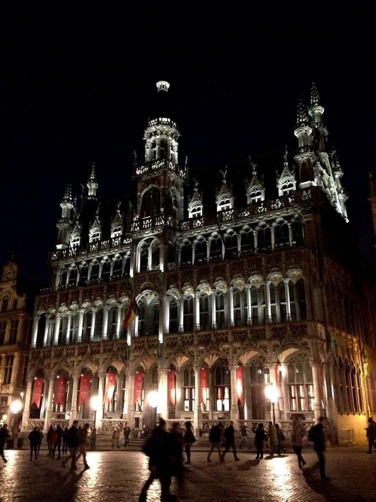 Maison du Roi - Dom Króla, Bruksela, Belgia
