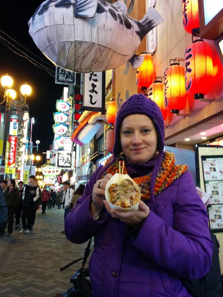 Streetfood wJaponii - co zrobić, aby wyjazd doJaponii był tańszy