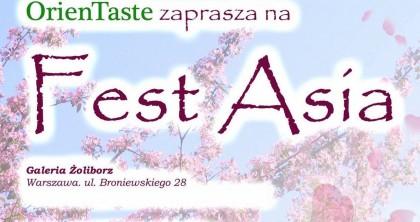 Zapraszamy napokaz zdjęć wramach FEST ASIA