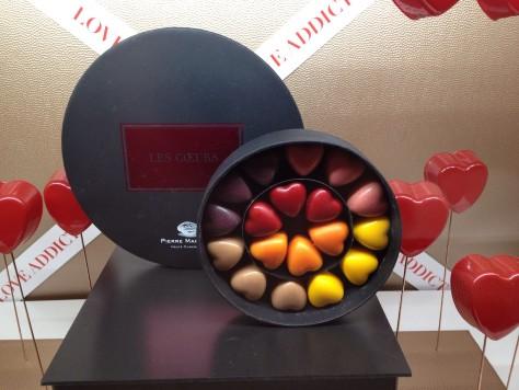 Bruksela: spacer postarym mieście - czekoladki