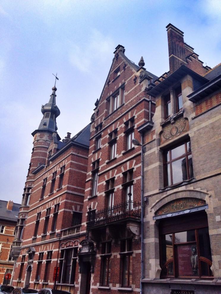 Rue du Grand Cerf, Bruksela