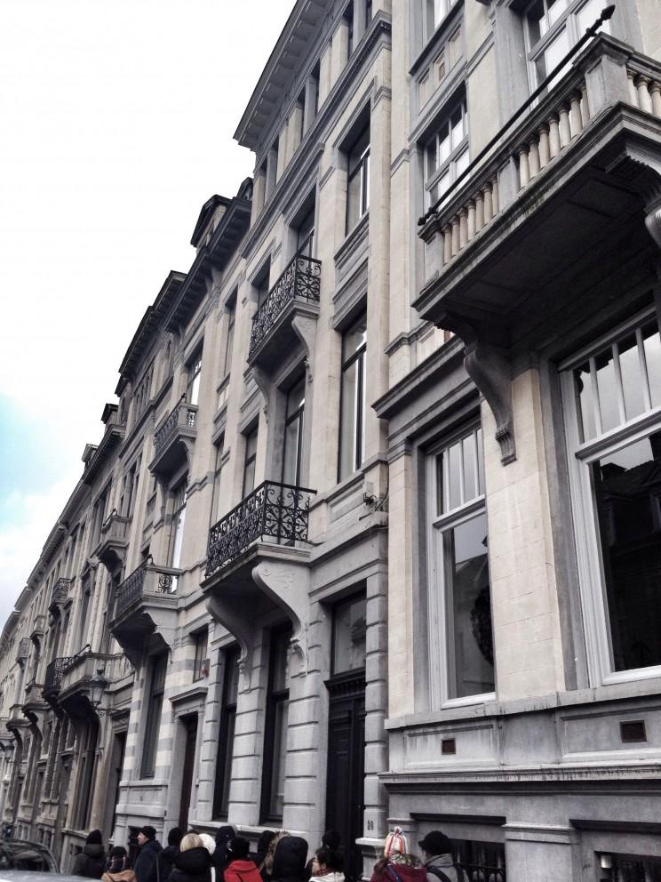 Bruksela: spacer postarym mieście