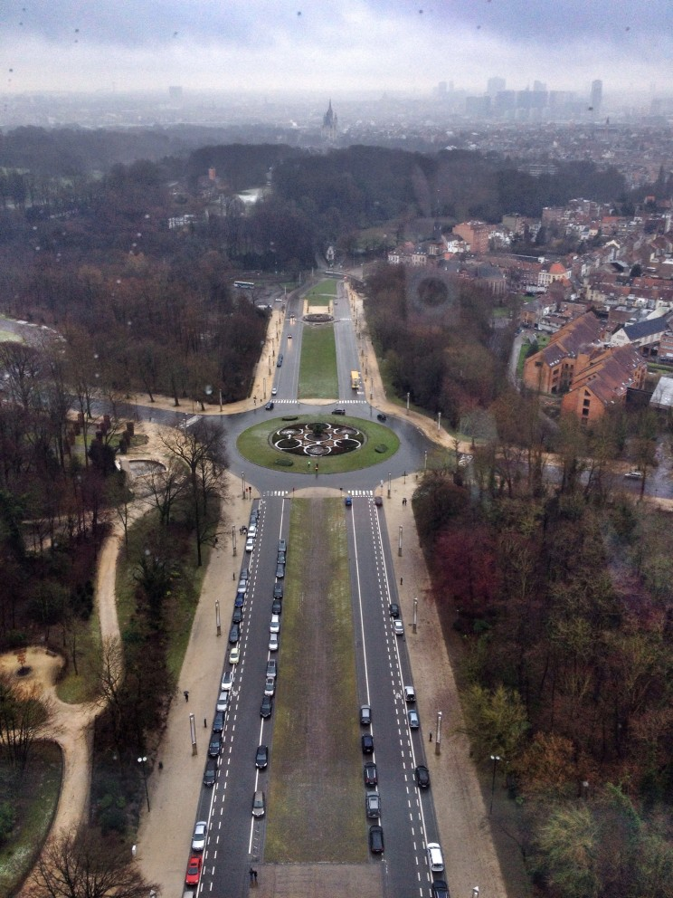 Bruksela: Atomium