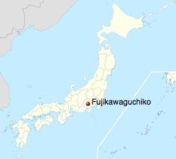 Fujikawaguchiko