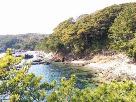 Tashirojima (田代島), prefektura Sendai, Japonia