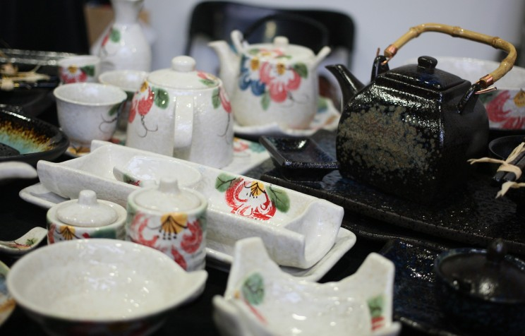 Piękna porcelana zGarerii Amaranth - SushiTable.eu