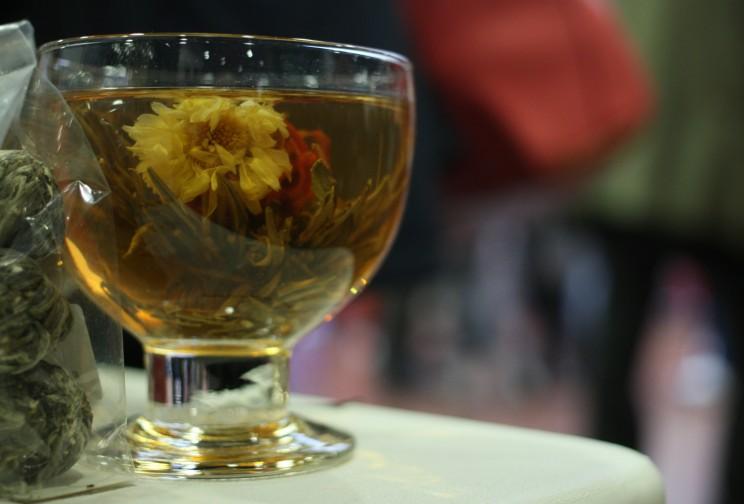 Herbata, którazakwitła - Sunrisetea