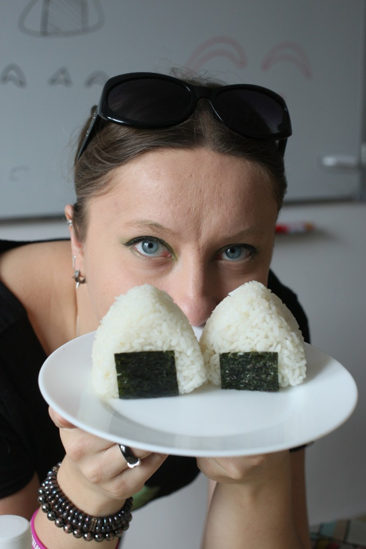 Co to jest onigiri