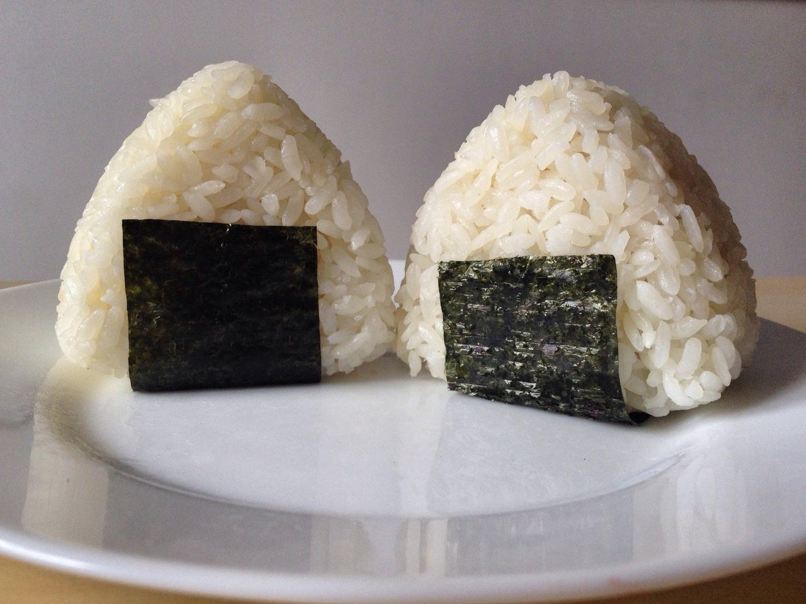 DIY: onigiri