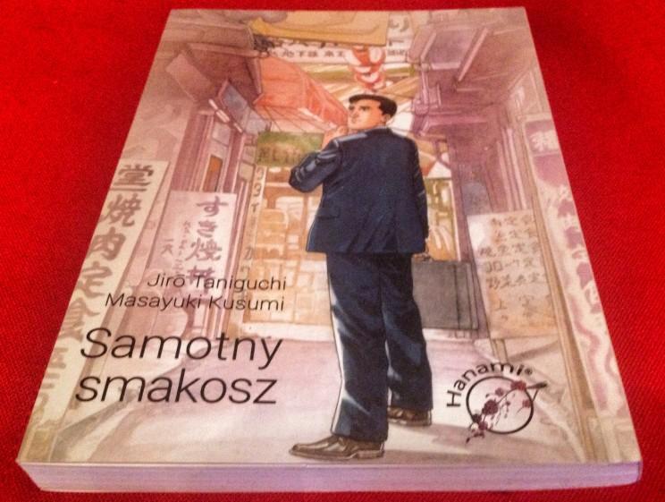 Manga Jirō Taniguchi, Masayuki Kusumi pt.Samotny Smakosz