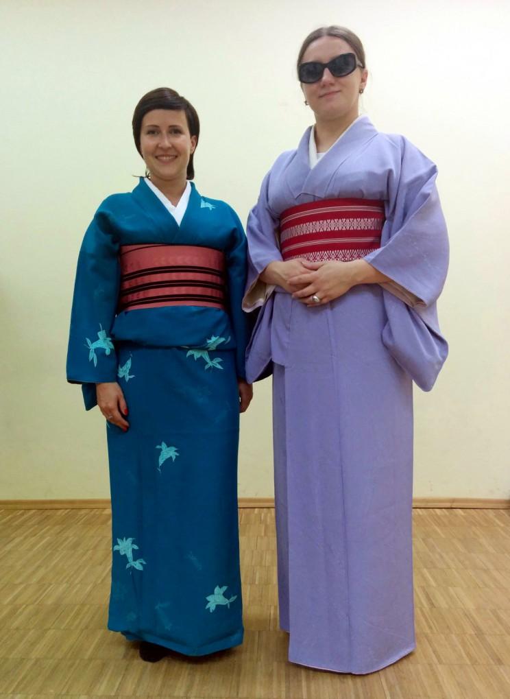 co tojest kitsuke - jak ubrać się wkimono