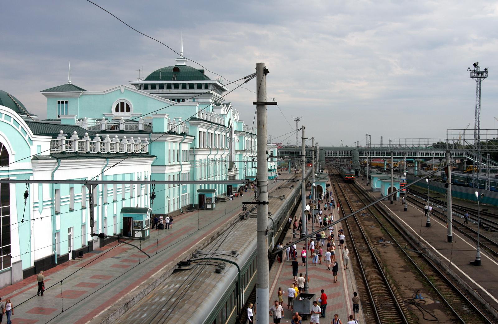 Syberia (wyprawa zaćmieniowa) – Dzień 4: Omsk – Barabińsk – Nowosybirsk