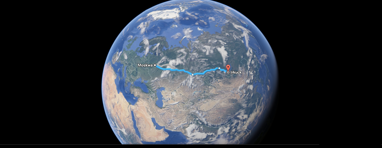 Podróż Koleją Transsyberyjską: co warto wiedzieć oTranssibie?