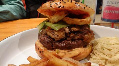 WzA Fat Rob Burger