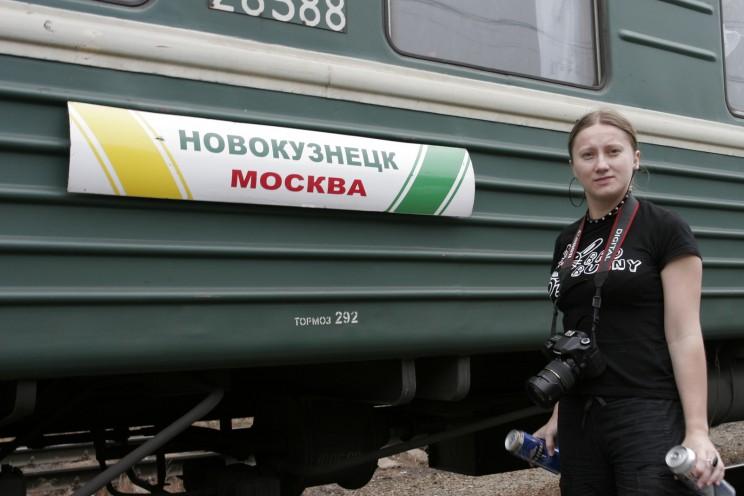 Podróż Koleją Transsyberyjską: co warto wiedzieć oTranssibie; pociąg relacji Nowosybirsk - Moskwa