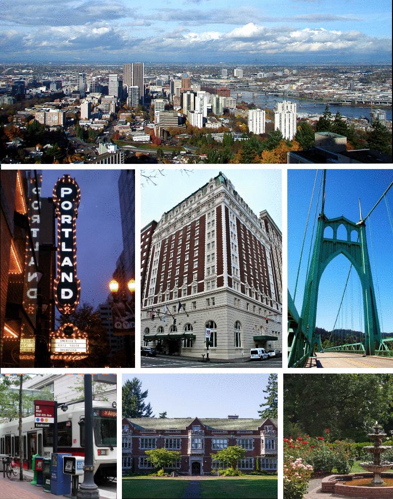 Portland, Orgon, USA
