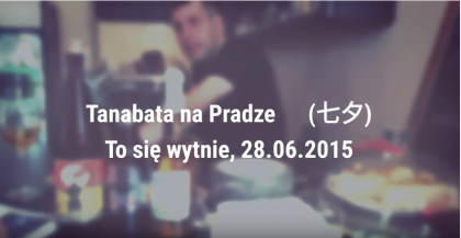 Tanabata na Pradze 2015 (video)