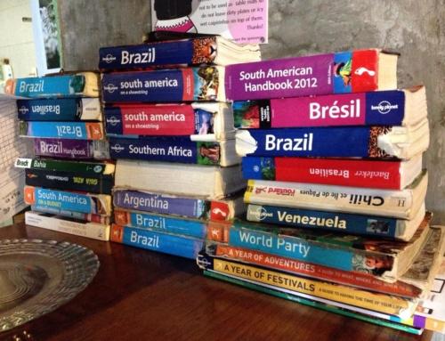 Brazylia – brazylion dozgarnięcia! Zaproszenie napokaz zdjęć zBrazylii