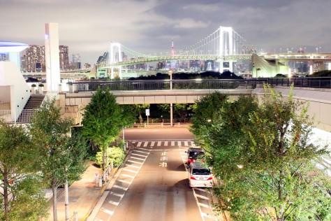 Kanji tygodnia: zatrzymaj się tomeru tomaru Odaiba Tokio