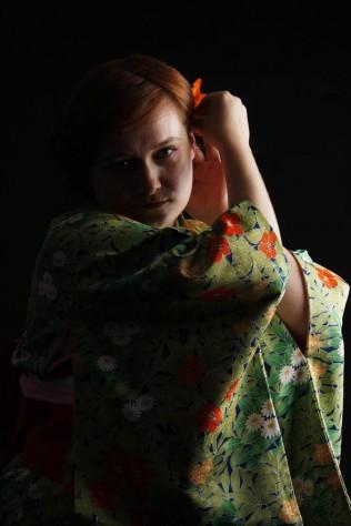 Olga Mazurkiewicz / Yorokobi no kōen - Ogród Radości
