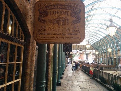 Covent Garden Market, Londyn