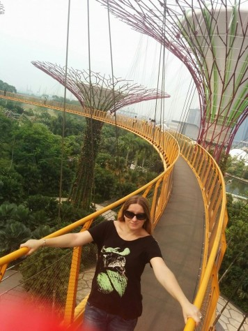 Supertree, Gardens by the Bay, Singapore