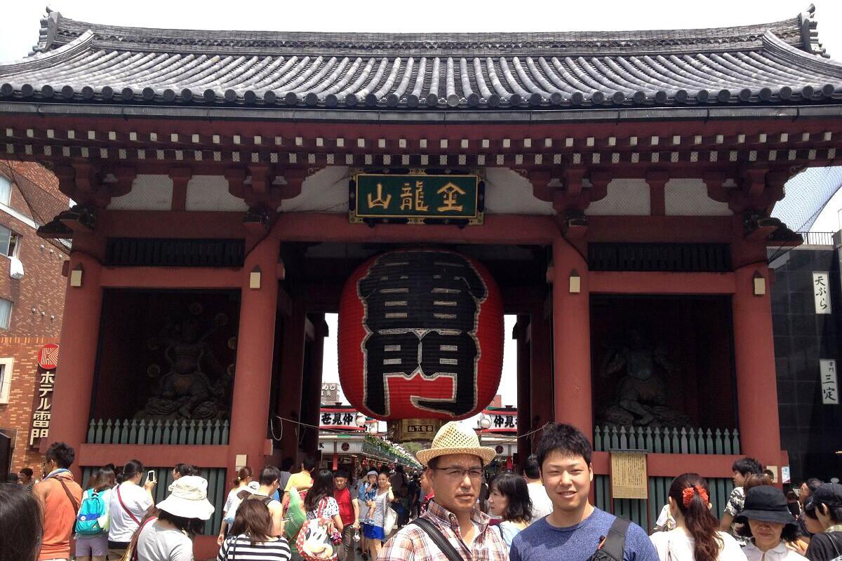Kanji tygodnia: brama (門)