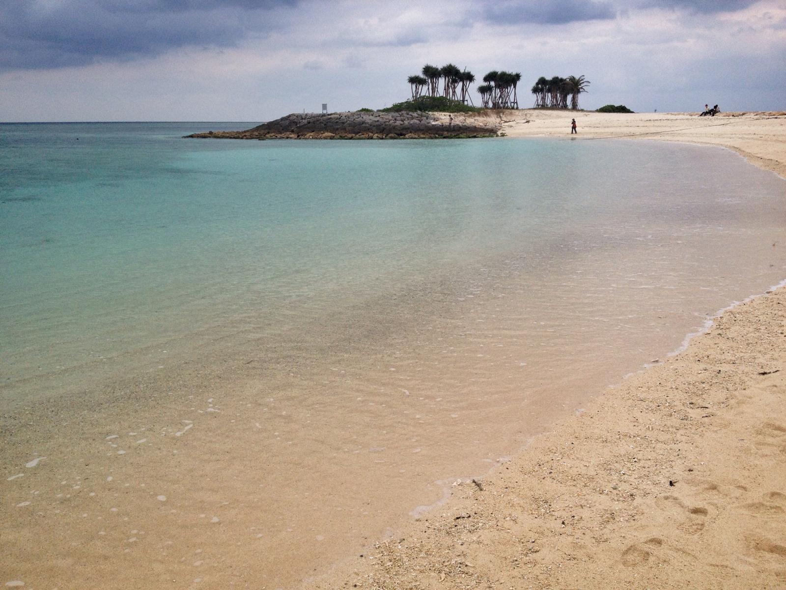 Emerald Beach (Szmaragdowa Plaża), Churaumi, Okinawa, Japonia