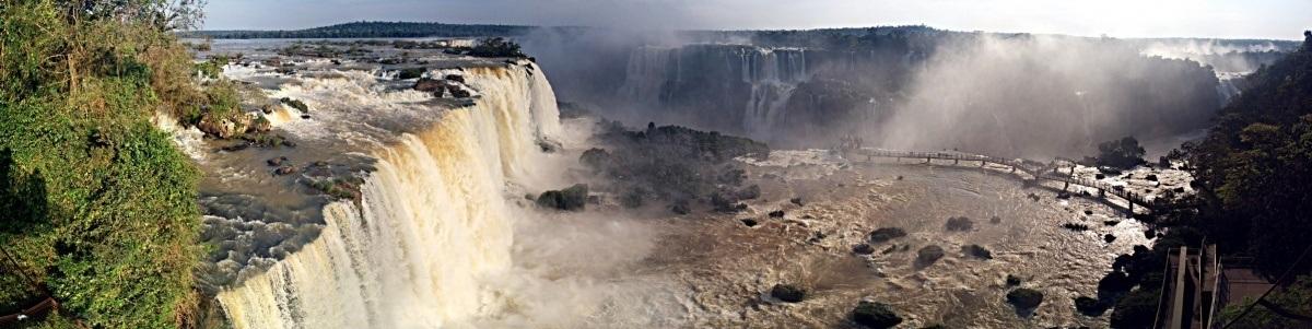 Cataratas doIguaçu / Cataratas del Iguazú / Parana, Brazil