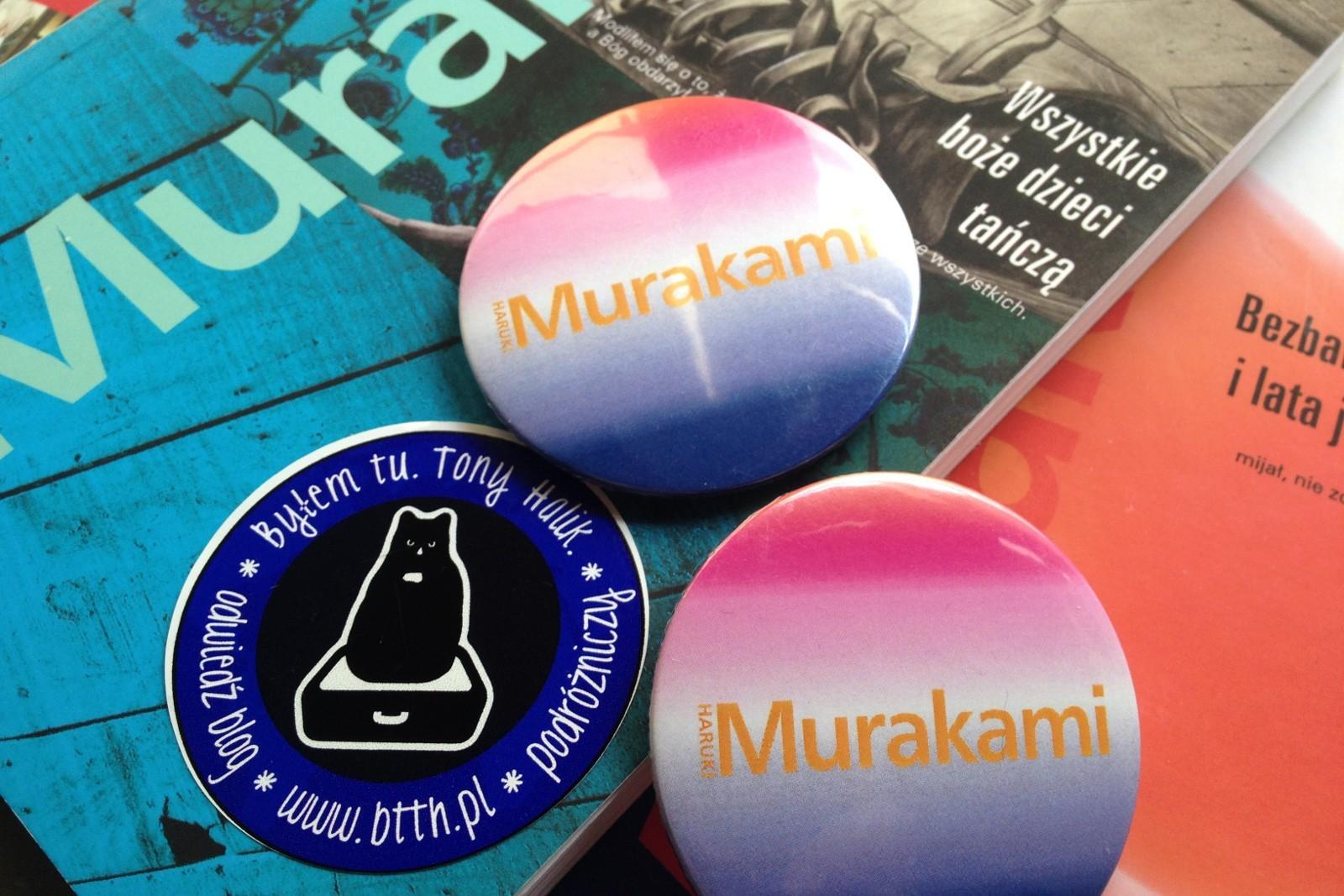 Murakami nadSrebrną Rzeką