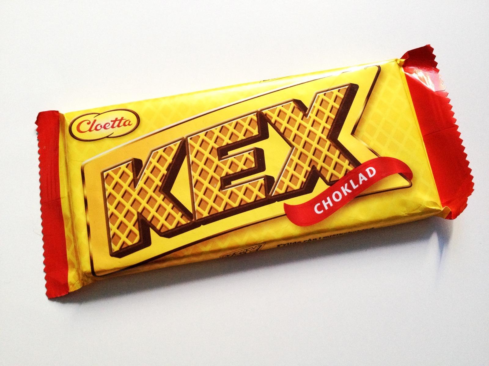 Szwedzkie ikony: wafle Kex (Kexchoklad)
