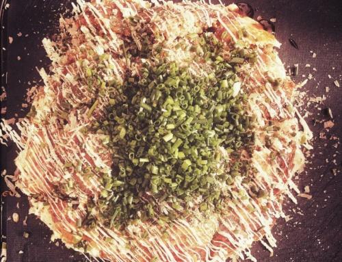 Okonomiyaki Kansai Style [przepis]