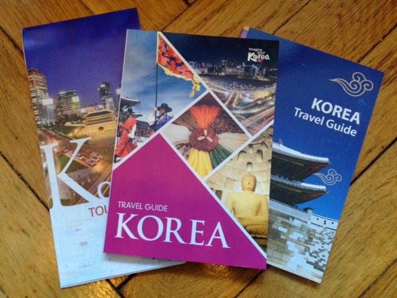 Przewodniki po Korei Południowej