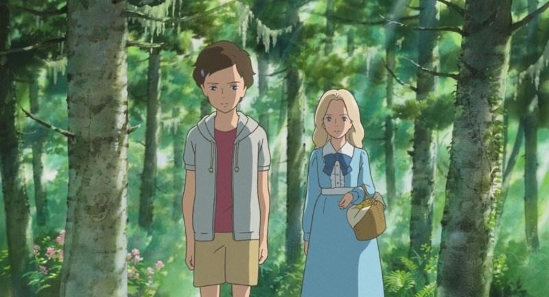 Marnie. Przyjaciółka zesnów, film animowany Studio Ghibli